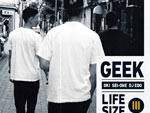 GEEK – New Album『LIFESIZE III』Release