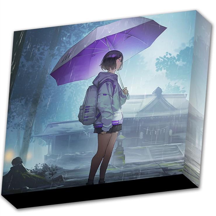 まらしぃ『シノノメ』初回生産限定BOX SET(2CD+DVD)