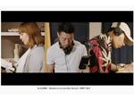 DJ HASEBE『Welcome to my room feat. Ryohu & 土岐麻子』MUSIC VIDEO