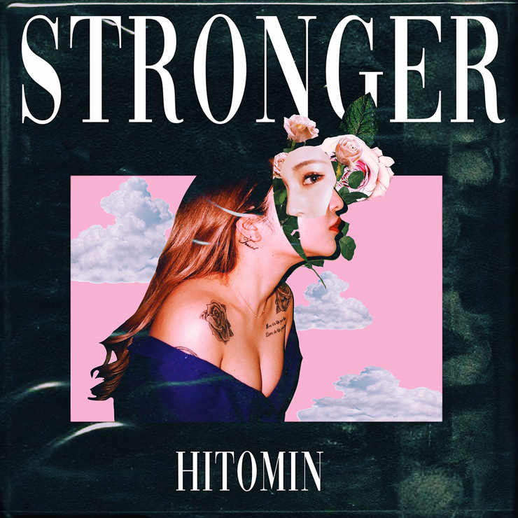 HITOMIN - New EP『STRONGER』Release