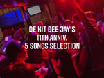 DJイベント「DE KIT DEE JAY'S」多彩なゲストを迎えたプレイリストをSpotifyで公開。