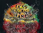 LESS THAN JAKE – New Album『Silver Linings』& THE SENSATIONSとの日本限定スプリット7インチ『PARKING LOT RENDEzVOUS Vol.4』リリース。