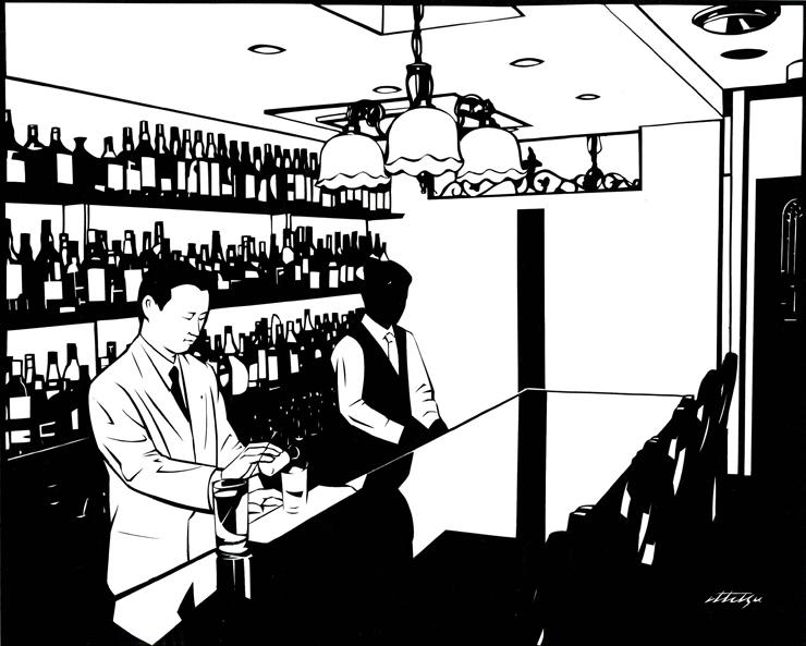 同じく新たに加わった「Bar Noble(横浜)2005年」