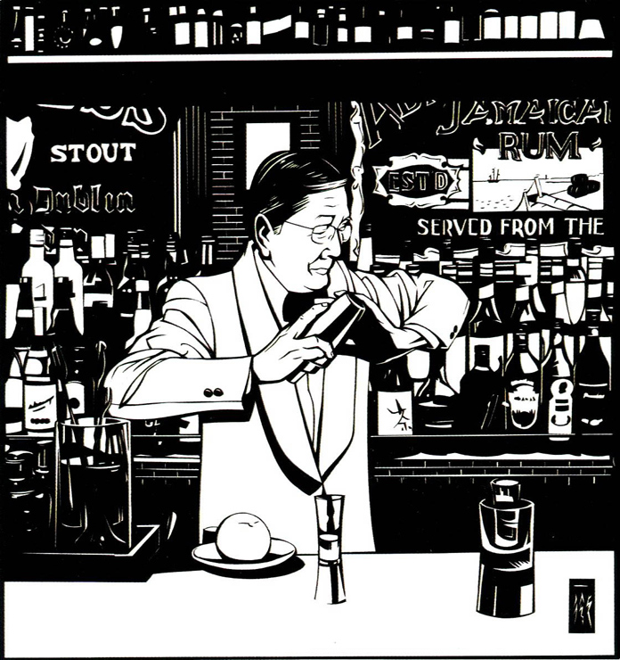 完全改訂版で新たに加わった「Bar 白馬館(富山)2012年」