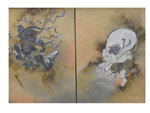 『大矢亮日本画展 -温故知楽-』2020年10月21日(水)~27日(火) at 大丸心斎橋店 本館8階 Artglorieux GALLERY OF OSAKA