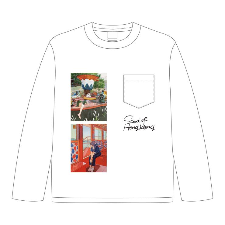 ロングTシャツ:¥7,150