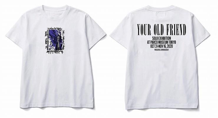 MEGURU YAMAGUCHI EXHIBITION LIMITED T-Shirt White / Size M L XL XXL