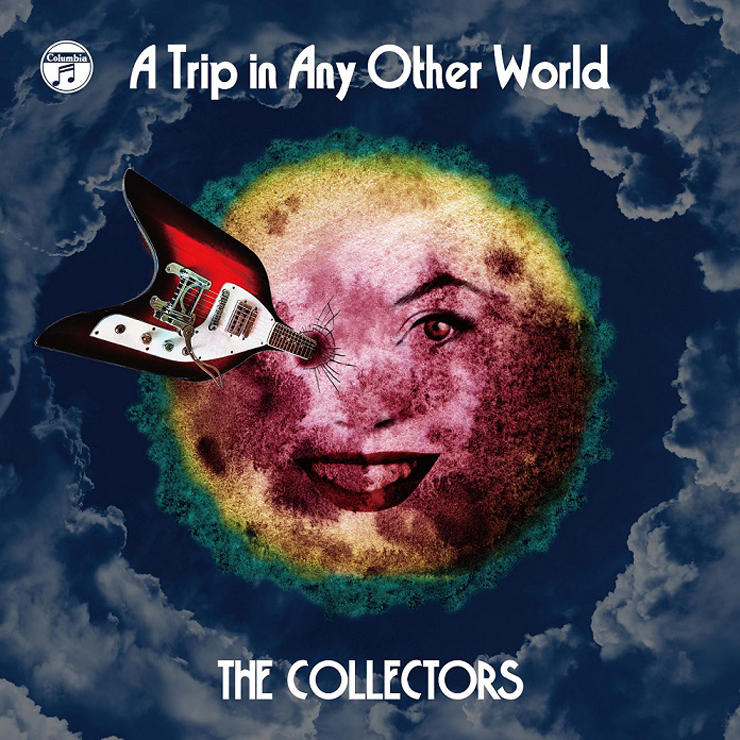 THE COLLECTORS - New Album『別世界旅行~A Trip in Any Other World~』Release