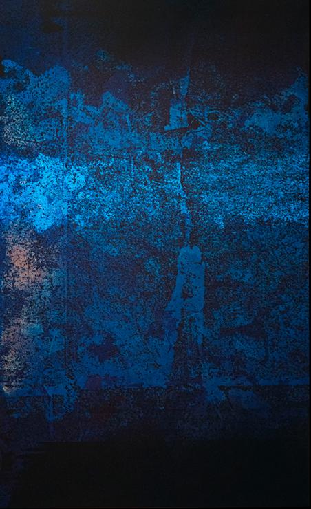 『裕人礫翔展  ー 青の世界 ー』2020年11月11日(水)~17日(火) at Artglorieux GALLERY OF OSAKA(大丸心斎橋店 本館8階)