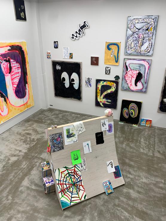 KINJO 個展『ARAKAWA GARDENER』2020年11月5日(木)~11月18日(水)at OIL by 美術手帖