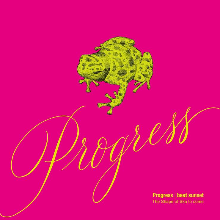 beat sunset - New Album『Progress』Release