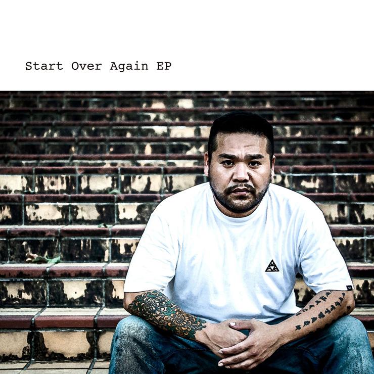 漢 a.k.a. GAMI - New EP『Start Over Again EP』Release