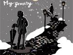 Rainboy – 1st EP『My Gravity -EP-』Release