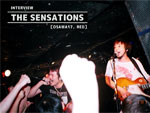 THE SENSATIONS(OSAWA17、RED)インタビュー
