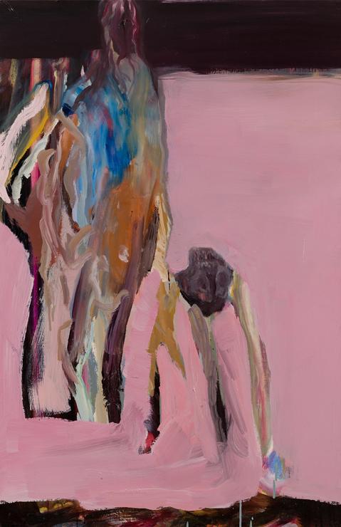 松下まり子 個展「愛の飾らぬことばにおいて」