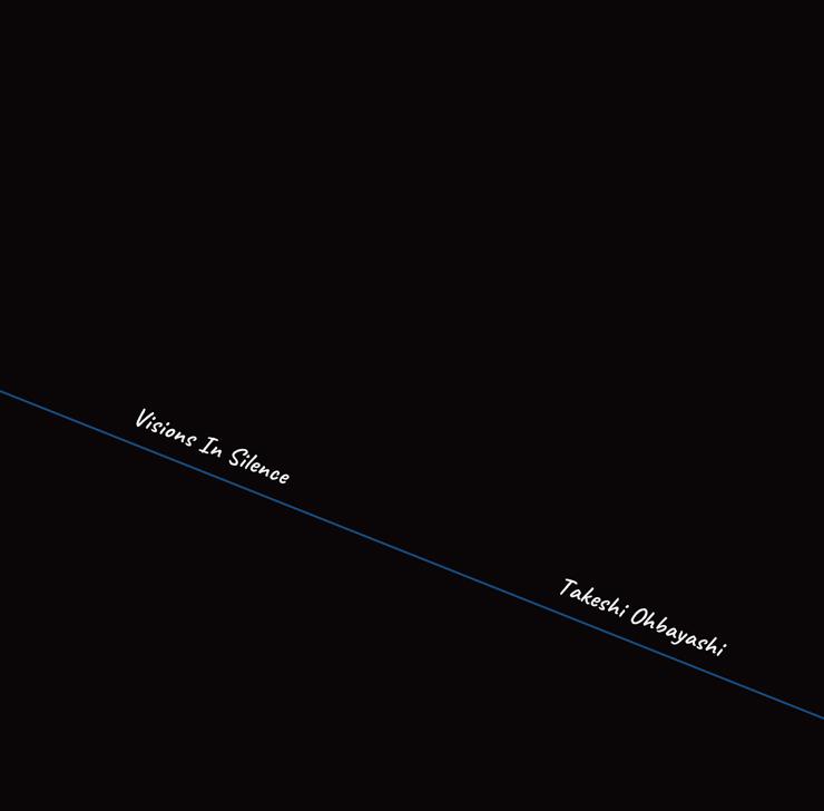 大林武司 - ソロピアノアルバム『Visions In Silence』Release