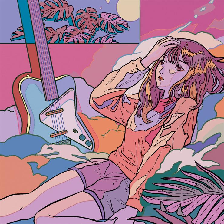 ヨネコ - 1st Album『ちょっとだけ二日酔い。』Release
