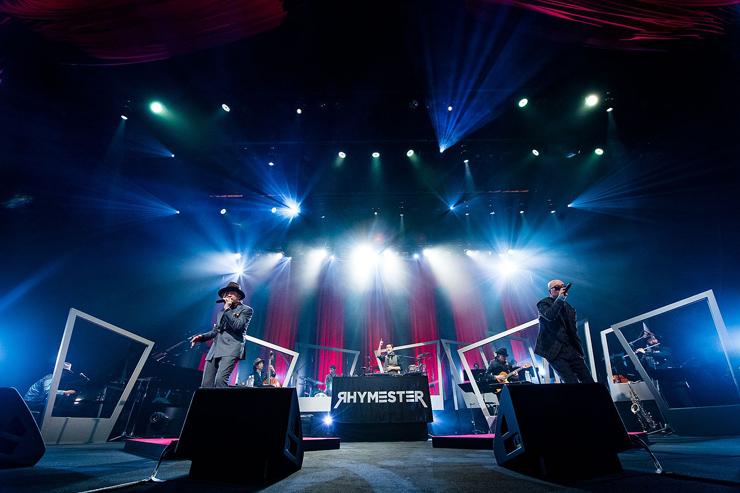 『MTV Unplugged:RHYMESTER』放送日:2021年2月28日(日)21:00~22:00