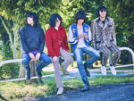"THE COLLECTORS – 有料配信「LIVING ROOM LIVE SHOW Vol.8~Studio Live Session ""A Trip in Any Other World""」2021年1月15日(金)21時~"