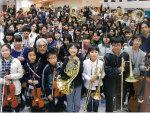 書籍『響け、希望の音 東北ユースオーケストラからつながる未来』著者:田中宏和/刊行