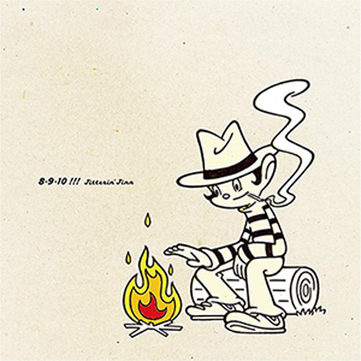 ジッタリン・ジン - BEST ALBUM『8-9-10 !!!(Ver.3)』Release