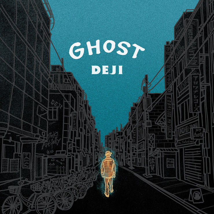 DEJI - New Album『GHOST』Release