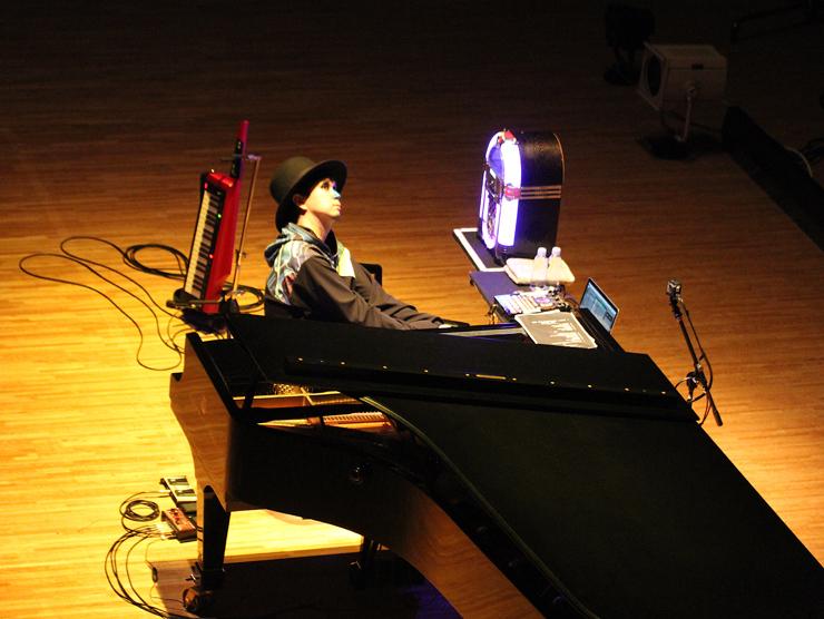 H ZETT M『ピアノ独演会 2021 四月 高知の陣』2021年4月24日(土)at 高知県立県民文化ホール・オレンジホール