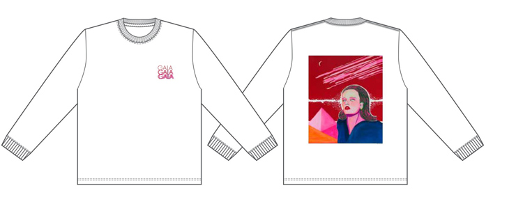 ロングスリーブTシャツ 6,380円