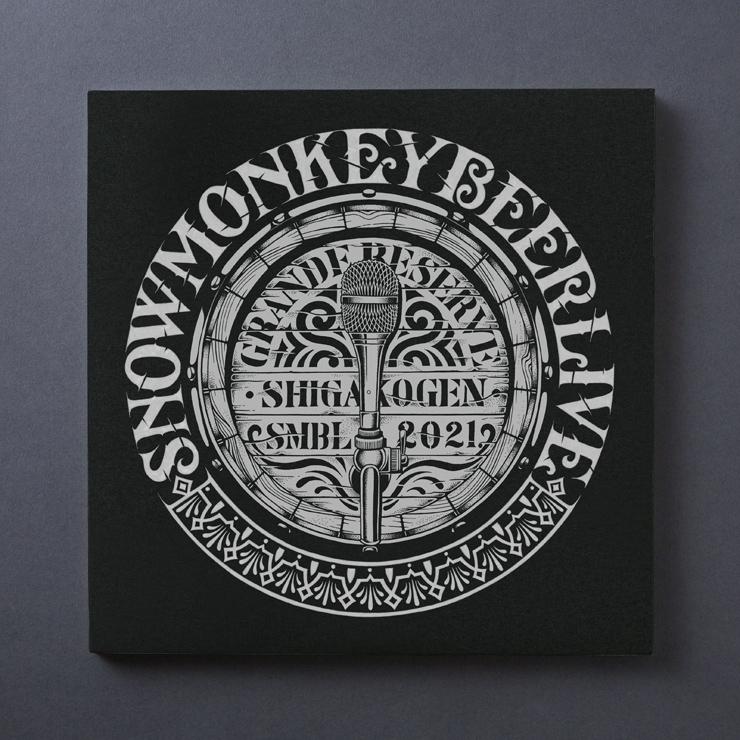 V.A. - LP重量盤『SNOW MONKEY BEER LIVE!』Release