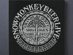V.A. – LP重量盤『SNOW MONKEY BEER LIVE!』Release