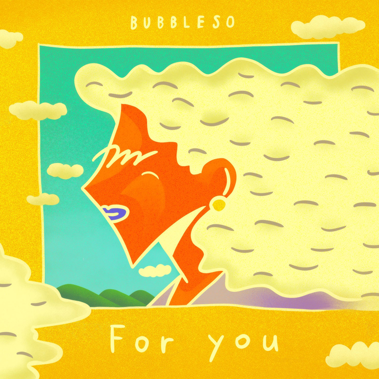 バブルソ New Album『For you』