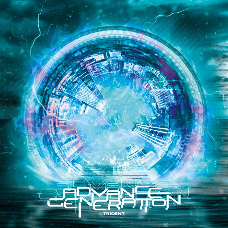 TRiDENT - 1st Album『ADVANCE GENERATION』Release