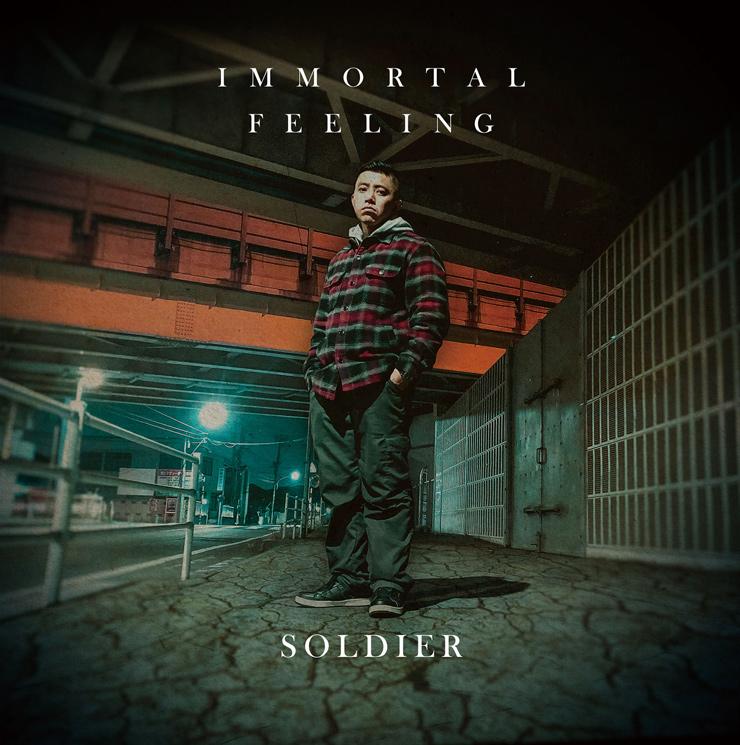 SOLDIER - New Album『IMMORTAL FEELING』Release