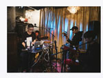 ODOLA – LIVE EP『Livin' Blue -Live at Ebisu Batica-』Release