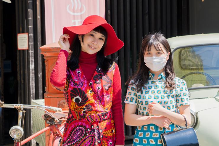 昭和レトロファッションデー