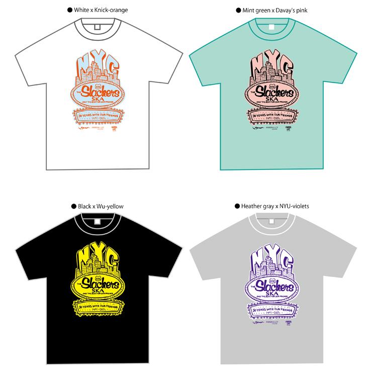 "PARKING LOT SOUNDS(<a href=""http://pls.tokyo/"">http://pls.tokyo/</a>) WEBサイト限定販売Tシャツ"