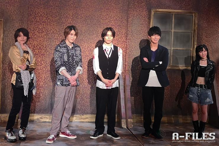 舞台『Another lenz』2021年5月15日(土) 〜5月23日(日) at 新宿FACE