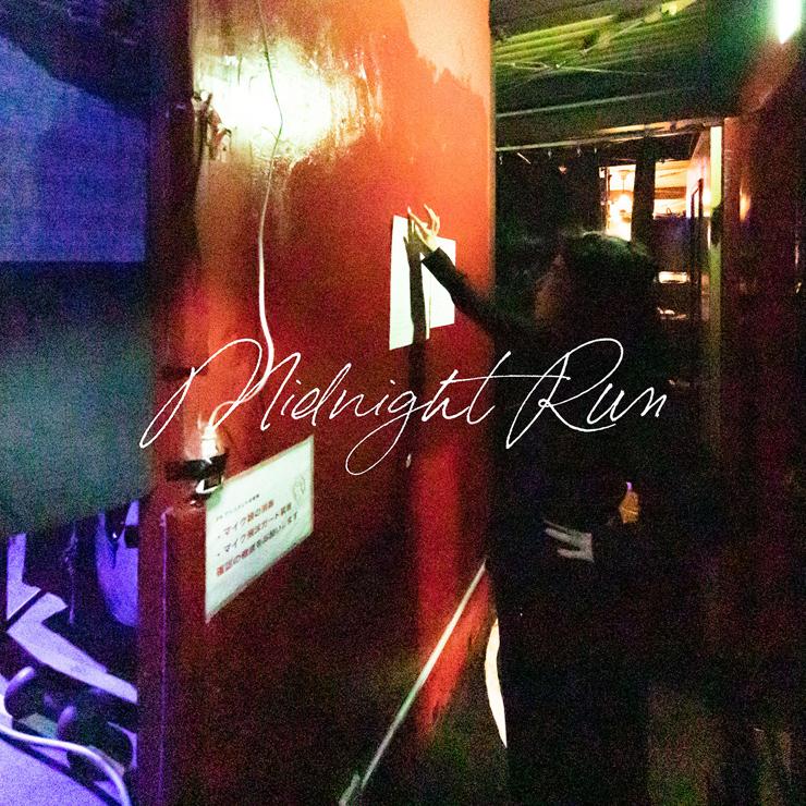 ACO - LIVE音源『MIDNIGHT RUN』Release