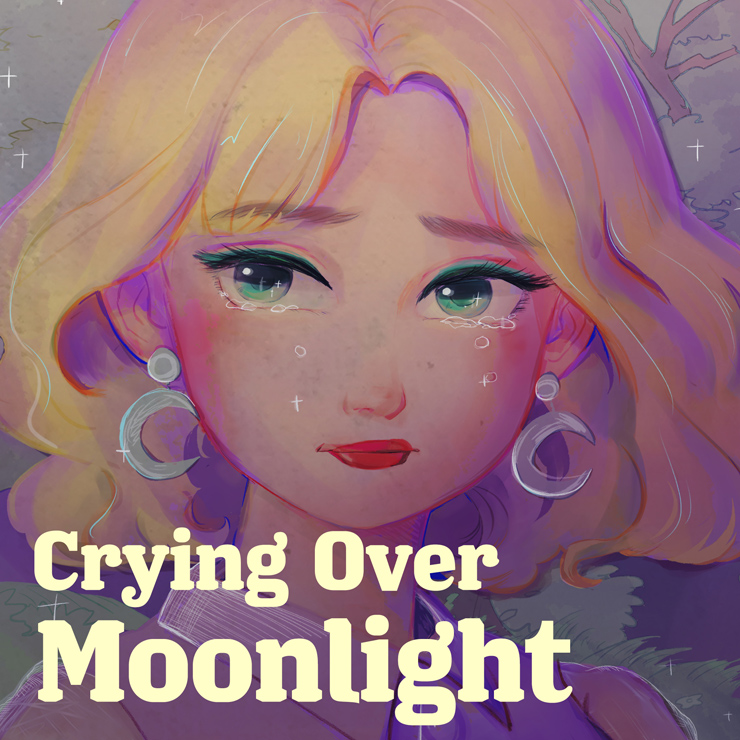 DJ HASEBE - New Single『Crying Over Moonlight feat. シトナユイ』リリース&リリックビデオ公開
