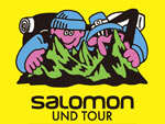 『First steps with Salomon』2021年6月26日(土)~7月4日(日)at atmosプロペラ通り店