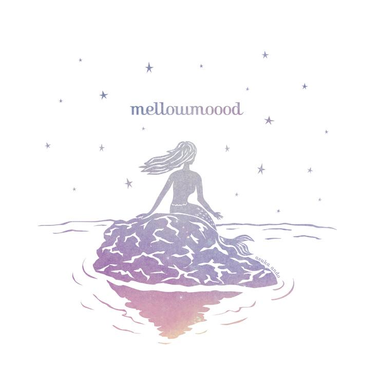 asuka ando - アナログ(2LP)『mellowmoood』再発リリース