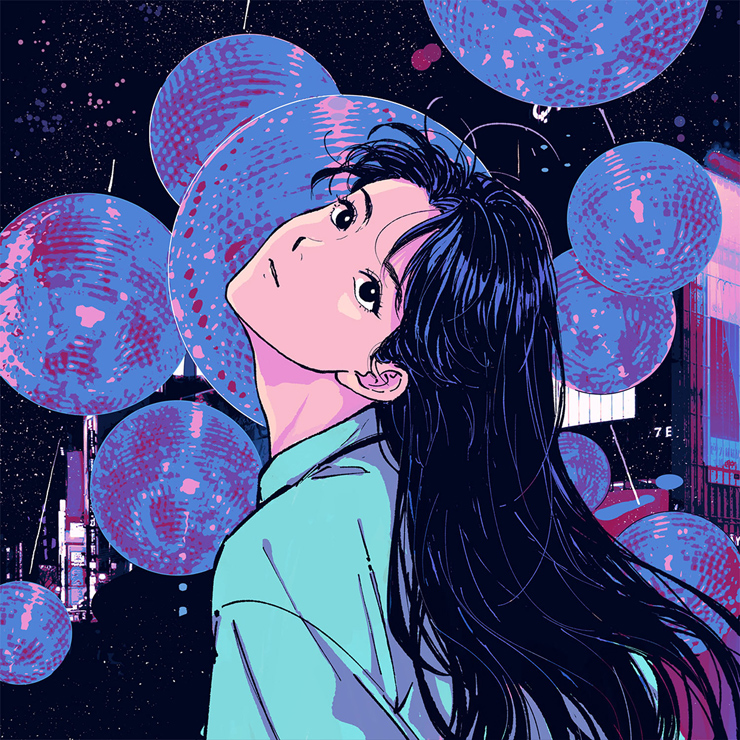 DÉ DÉ MOUSE & TANUKI  - コラボ楽曲『Neon Lightの夜 feat. 一十三十一』Release