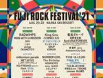 FUJI ROCK FESTIVAL '21 ~出演アーティスト第3弾~