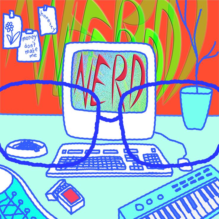 XY GENE - New Album『NERD』Release、収録曲『Dip』のMV公開。