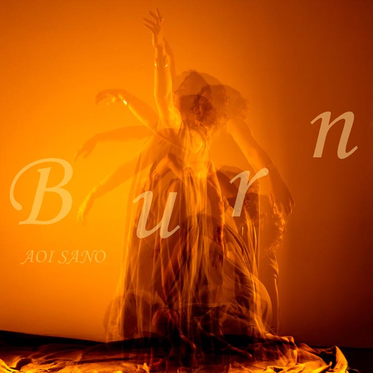 佐野碧 - New Single『Burn』Release