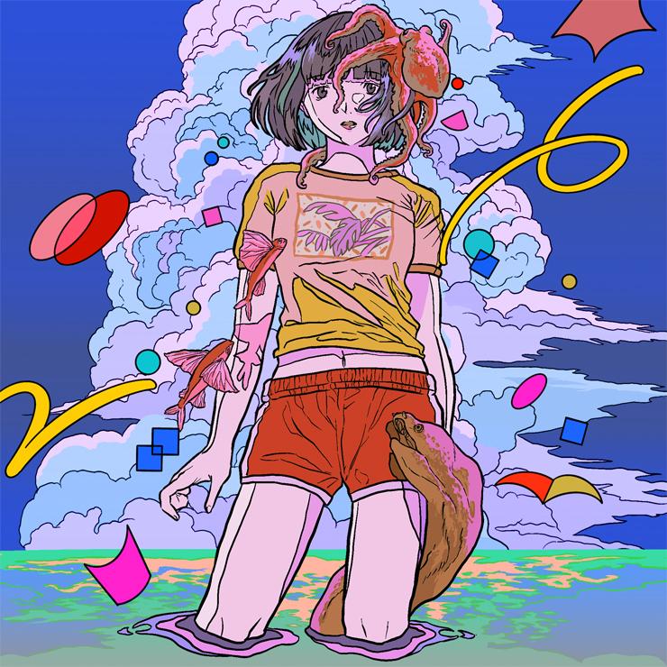 ん・フェニ - New EP『SUMMER EP』Release