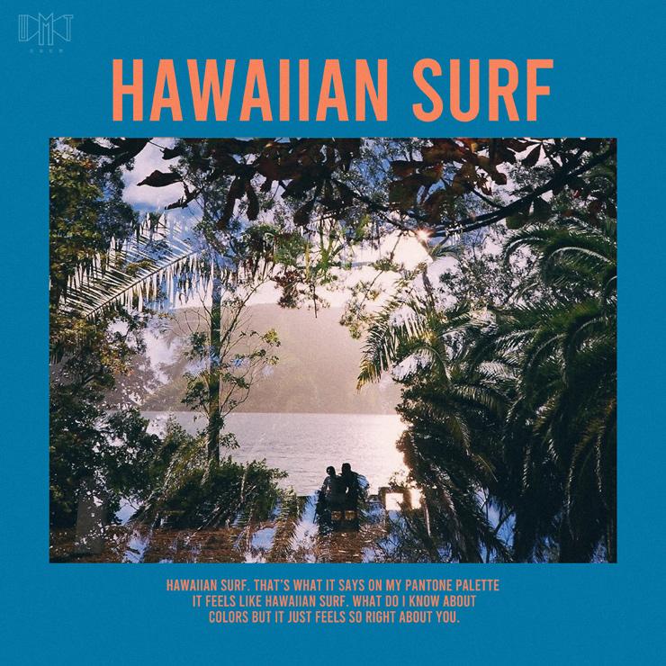 ultramodernista - New Single『hawaiian surf』Release