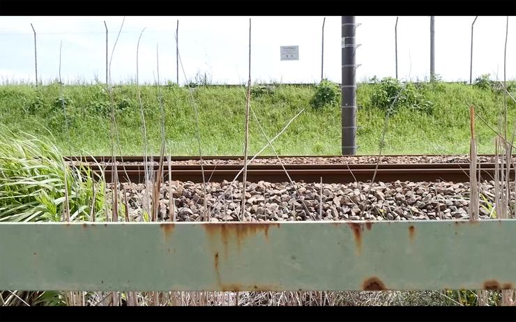映像「相模原慕情」(32分54秒) 撮影、編集:安藤裕美