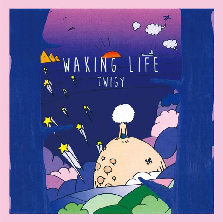 TWIGY - New Album『WAKING LIFE』Release