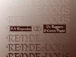 P.A Rhapsodies × Vic Ruggiero & Lauren Napier – 限定7インチシングル『PARKING LOT RENDEzVOUS Vol.6』Release
